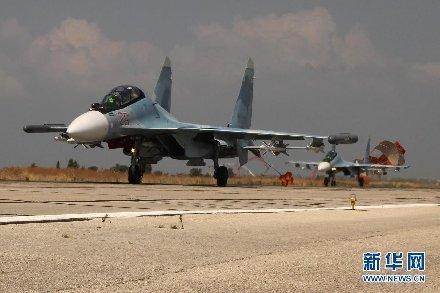 一俄军机在叙附近地中海上空失联