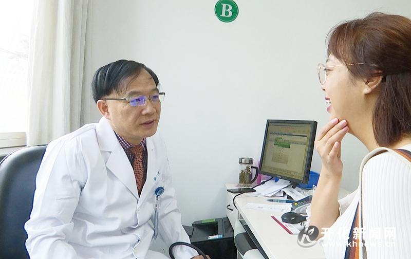 沈建国:仁心仁术 从容行医