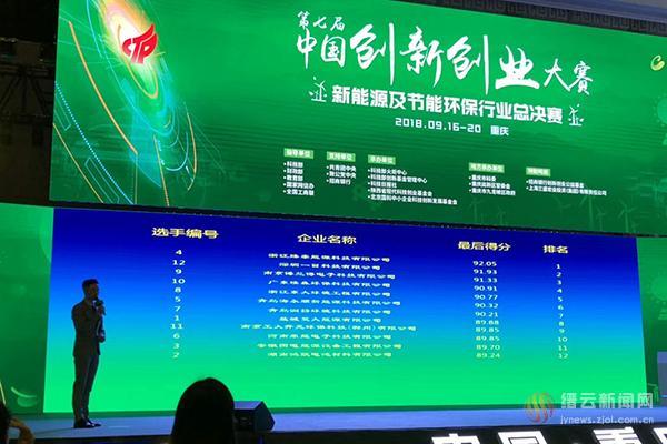 收获中国创新创业大赛一等奖