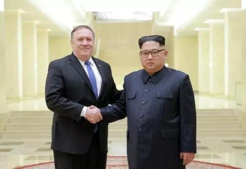 美国务卿蓬佩奥将于10月访问朝鲜