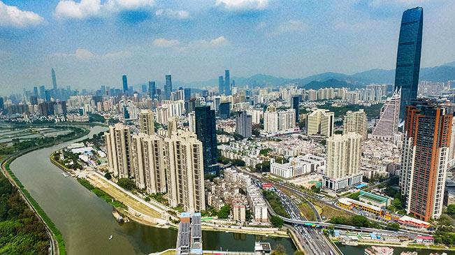 """从""""深圳速度""""到""""中国高度""""――深圳经济特区创新发展纪实"""