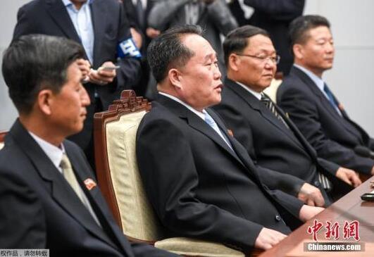 韩朝会谈讨论落实《平壤宣言》