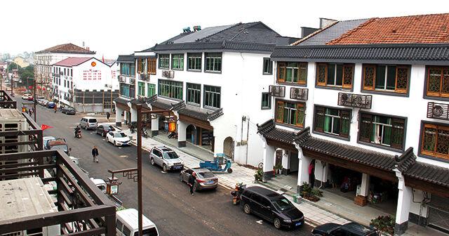 塘雅小城鎮整治加速推進