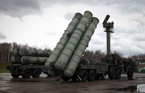 俄将向印交付S-400防空导弹系统