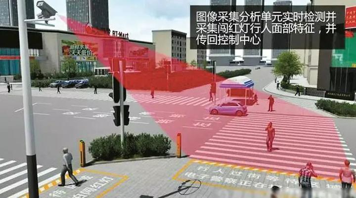 """这款""""神器""""下月登陆衢城!只要闯红灯,就会被曝光在LED屏上"""