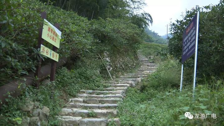 """龙游国家登山健身步道""""串珠成链"""" 整合旅游资源推进全域旅游"""