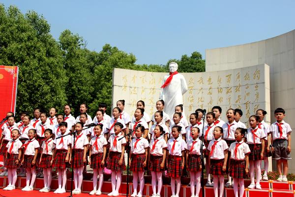 龙溪中心小学校被认定为中国陶行知研究会实验学校
