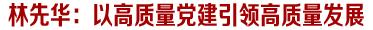 林先华在全市组织工作会议上强调:以高质量党建引领高质量发展