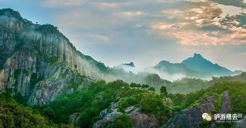 【乌大岩山脊线】奇峰林立,壁立千仞(内附精彩短片)
