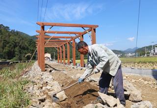 一事一议助推中济村美丽乡村建设有序推进
