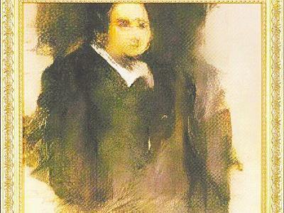 全球首幅参加 艺术品拍卖的AI画作成交