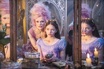 """11月影市 童话""""公主""""们将首度集结"""
