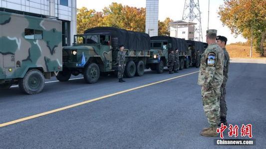 韩国:板门店共同警备区解除武装