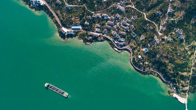 三峡水库完成2018年175米试验性蓄水