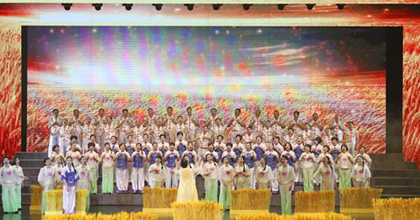 歌剧《在希望的田野上》在杭州首演