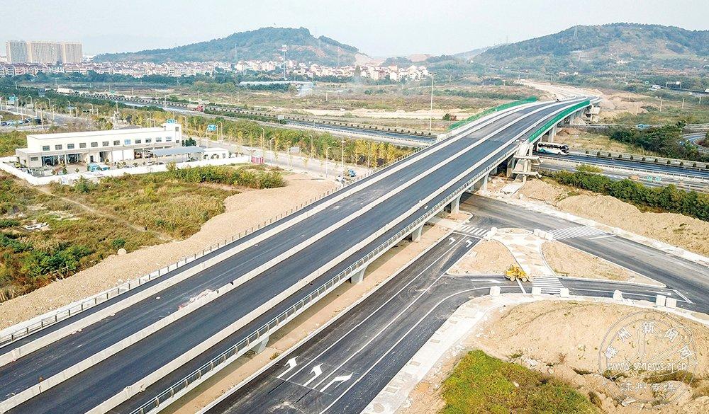 杨港路东延工程进展顺利