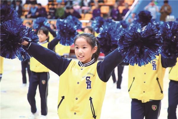龙游县举办第七届青少年阳光体育运动会