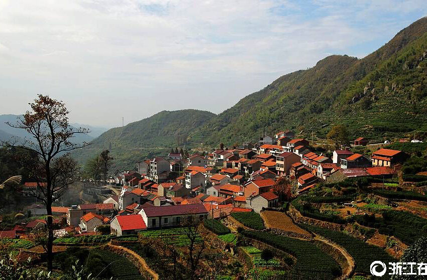 【行行摄摄】传统村落――上坞山村