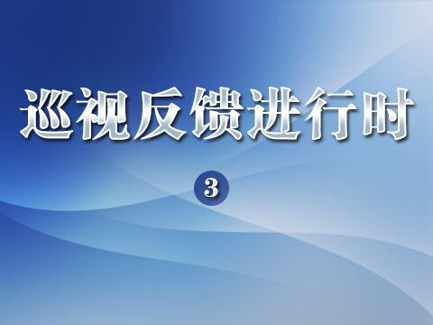 省委巡视组向金华市婺城区等5个地区反馈巡视情况