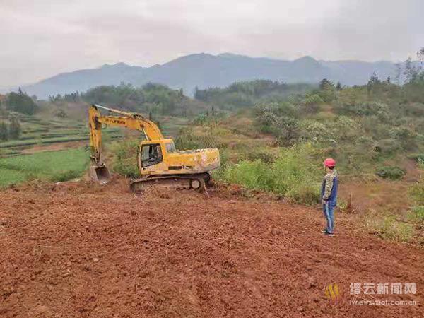 缙云抽水蓄能电站项目移民安置点全面进场施工