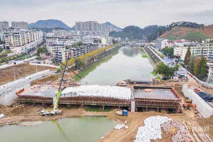 南塘桥工程加快推进