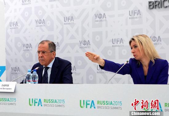 俄外交部说美对俄制裁正在成为惯例