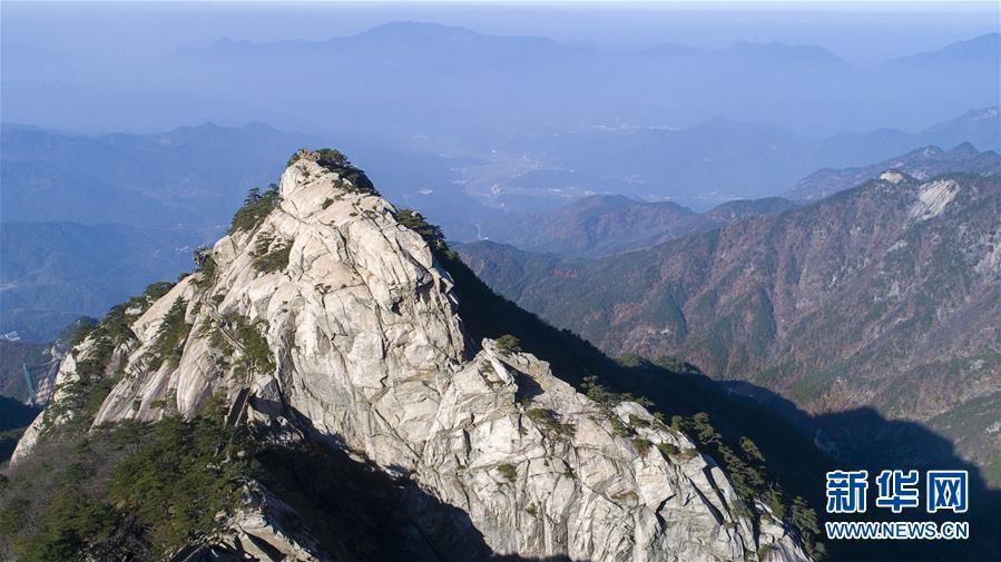 走进黄冈大别山世界地质公园