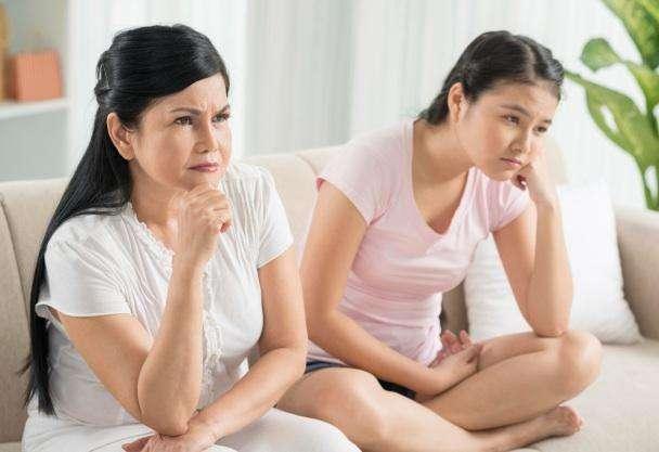 更年期碰上青春期 父母要把孩子当朋友