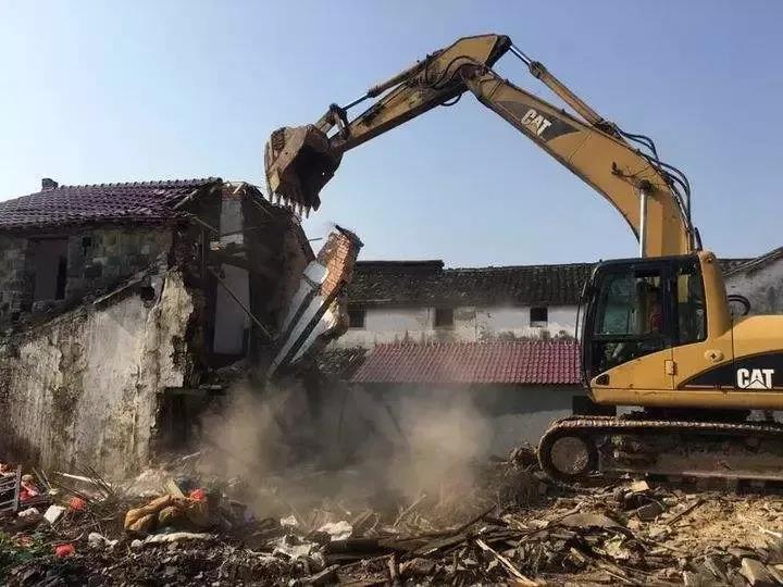 看过来,东阳市危旧房拆后重建进度红黄榜!