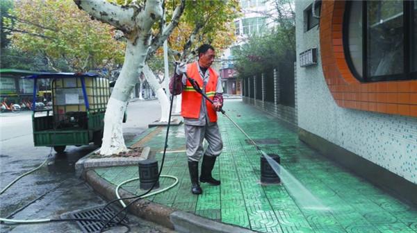 改善城区卫生环境,提升城市文明形象