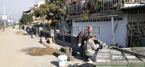 小梅镇打造美丽庭院有效助推小城镇环境综合整治