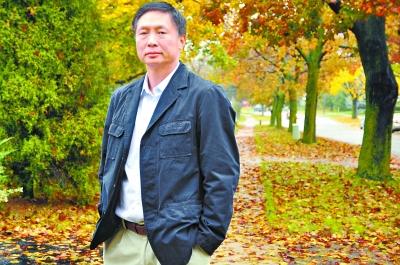 陈河:年轻人为理想而战最让我感动