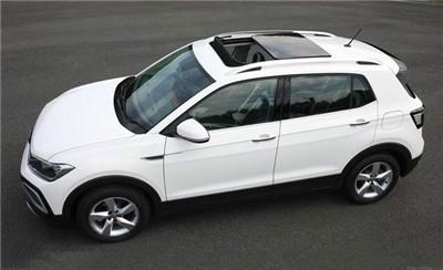 大众又出全新SUV,尾灯是亮点,网友:等你上市