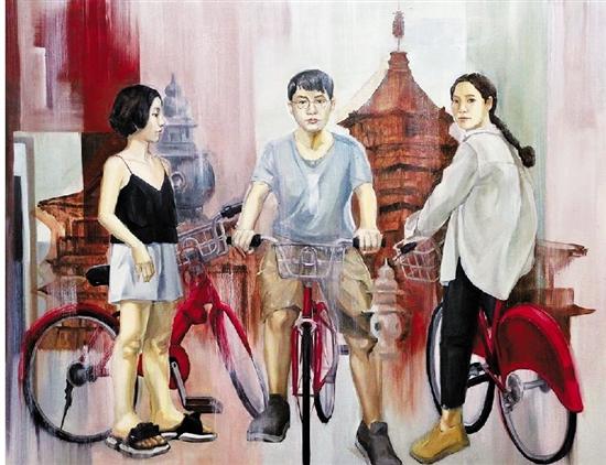 中国美院举行庆祝改革开放40周年艺术创作实践展