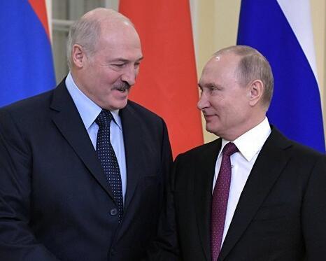 白俄罗斯总统就供气价格争议向普京道歉