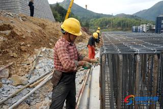 五标段坑西大桥项目有序推进