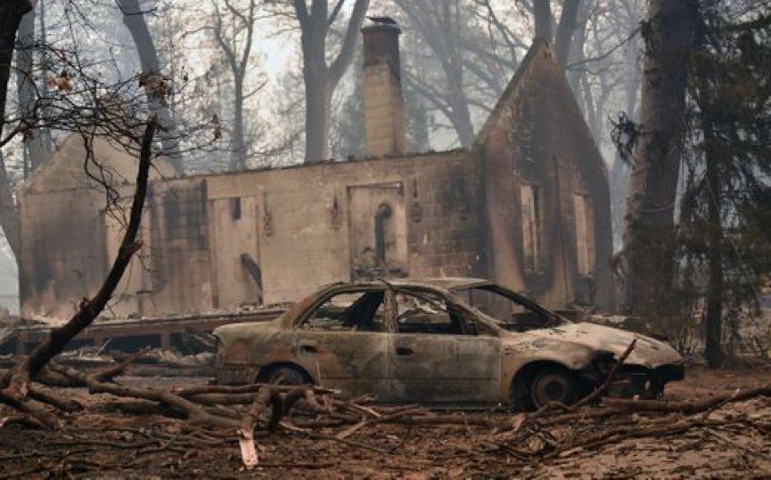 【解局】美加州山火,为何经月不熄?