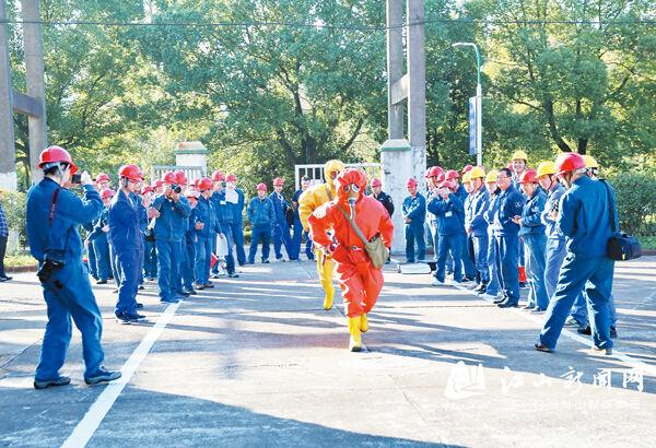 消防比赛提素质