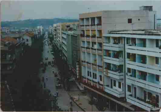 1986年改造后的北直街