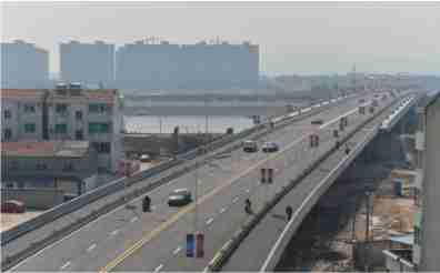 2015年2月,剡溪大桥通车
