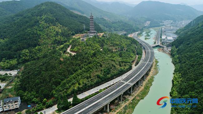 一条大道拉近庆元与世界的距离