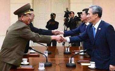韩称韩朝将加快落实军事协议