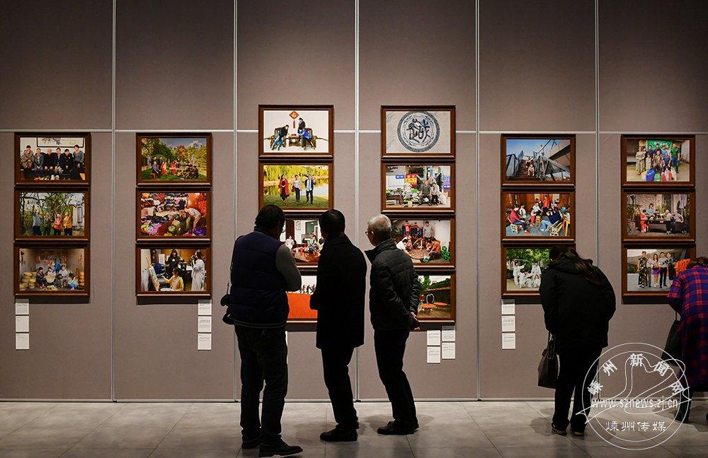 《见证嵊州》纪念改革开放40周年摄影图片展开幕【高清】