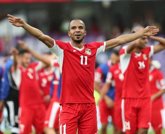 亚洲杯:卫冕冠军翻船 约旦爆出冷门