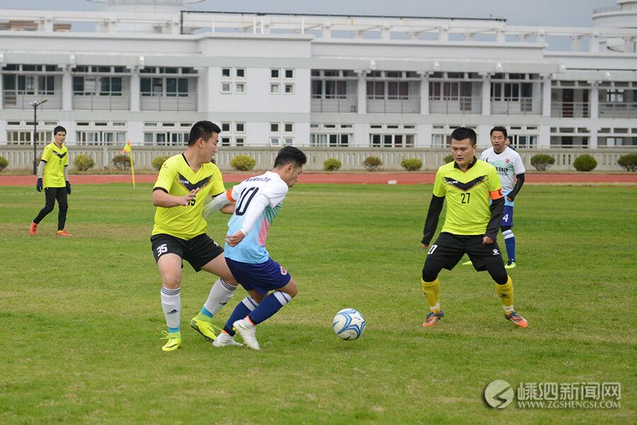 【图】2018年度第九届八人制足球赛闭幕