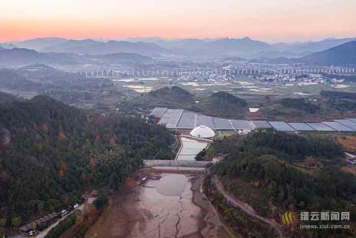黄龙综合基地项目扎实推进中