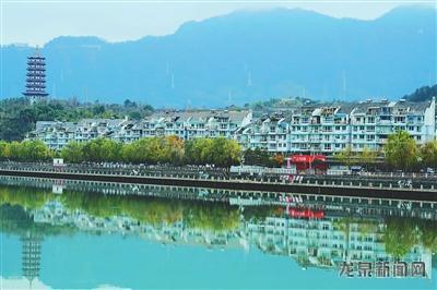 我市水域环境质量与城市品位?#34892;?#25552;升