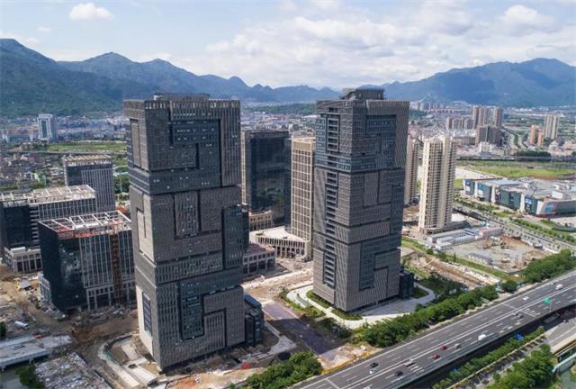 瓯海建设大厦通过竣工验收