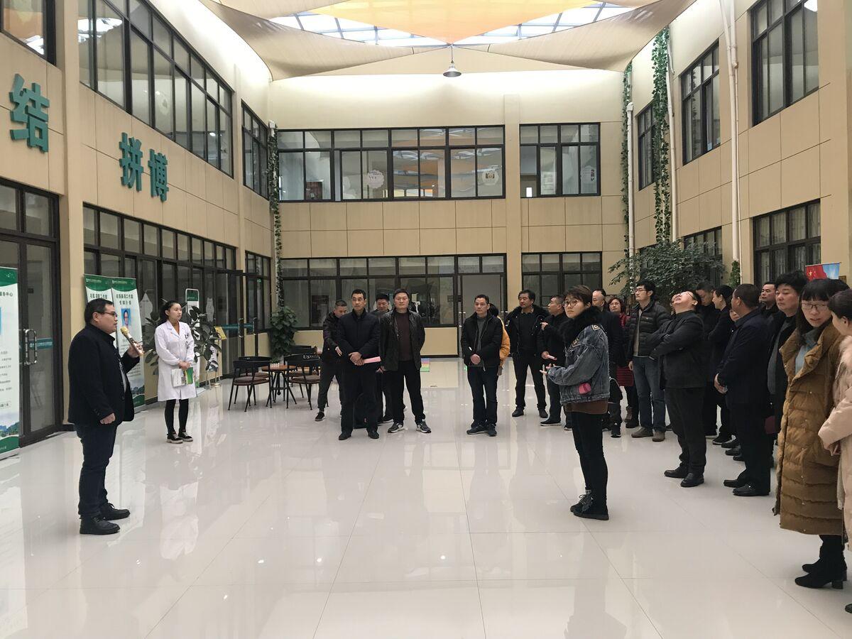 城南新区(三江街道)议政会成员视察三江街道社区卫生服务中心
