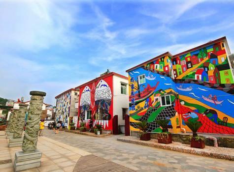 给力!嵊泗县东海五渔村获评国家4A级旅游景区